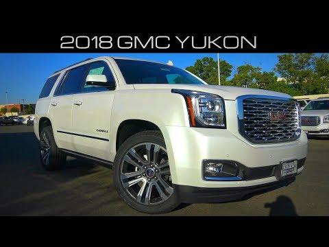 2018 GMC Yukon Denali 6.2 L V8 Review and Test Drive