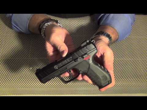 Ruger SR-22 NOT an SR Trainer!
