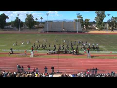 McClintock High School Marching Band 2012