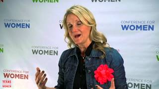 Mel Robbins - Texas Conference for Women 2013
