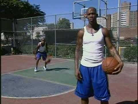 Starbury's Crossover Lesson