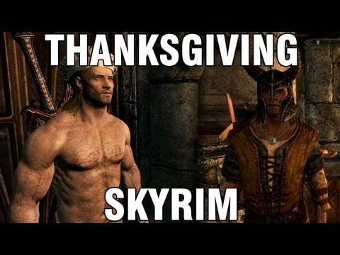 Skyrim - Followers & Thanksgiving