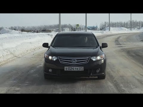 Honda Accord. «Антикамри»