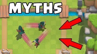 Top 10 Mythbusters in Clash Royale   Myths #5