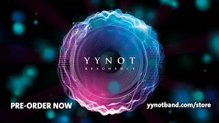 "YYNOT ""Resonance"" new album Pre-order"