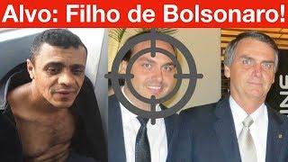 URGENTE! Adélio tentou matar filho de Bolsonaro! Polícia Federal acaba de confirmar!!!