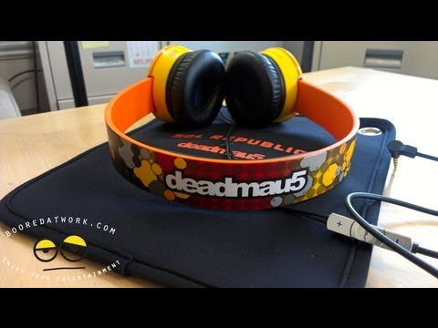 Sol republic Tracks HD deadmau5 Headphones Review