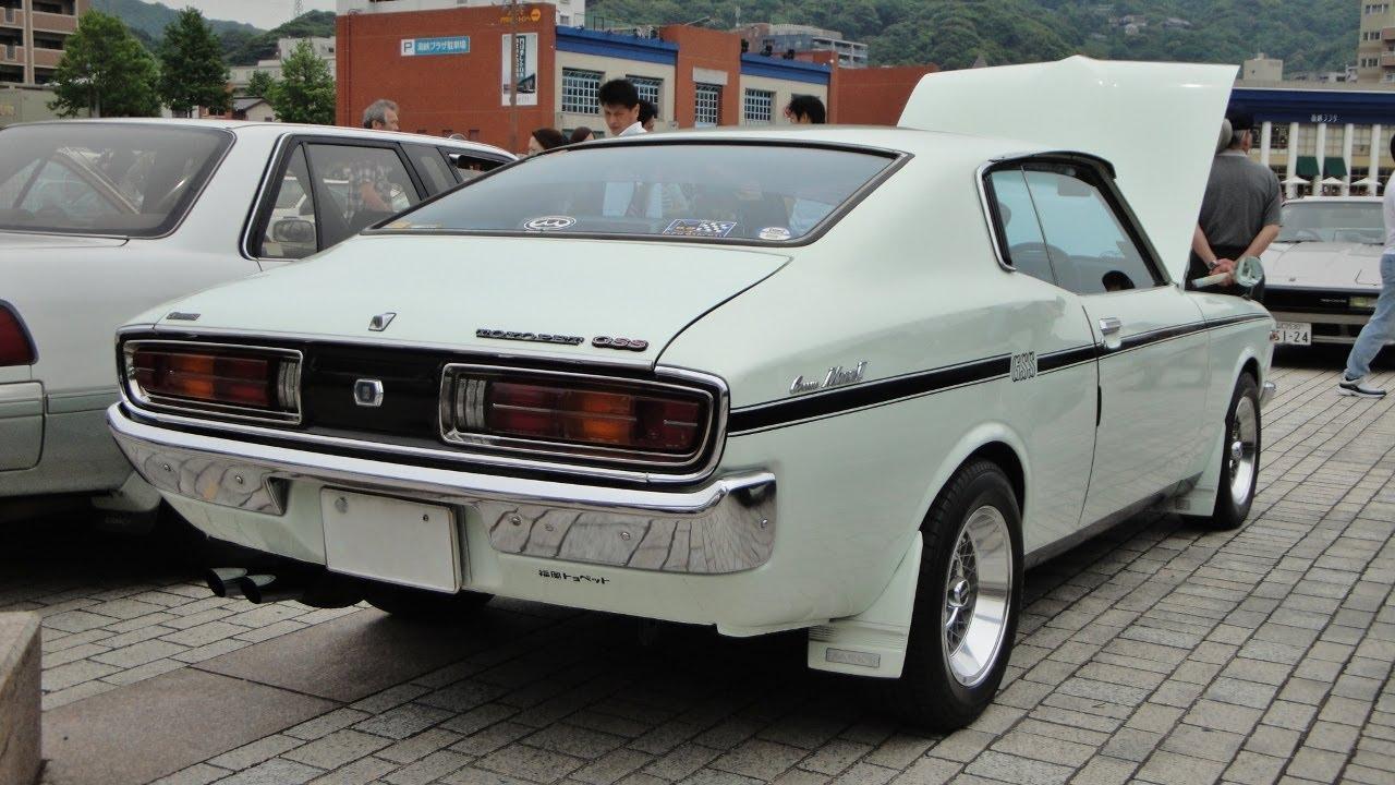 1968 Toyota Corona Mk Ii Gss Hardtop Related Infomation