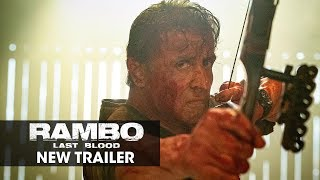 Rambo: Last Blood (2019 Movie) New Trailer- Sylvester Stallone