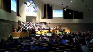 "HEBRON Combined Choir '09 - ""Canticle of Hope"""
