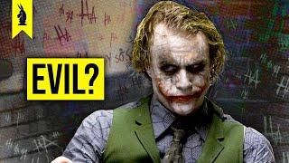 The Philosophy of The Joker –Wisecrack Edition