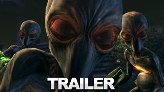 XCOM: Enemy Unknown Trailer - E3 2012