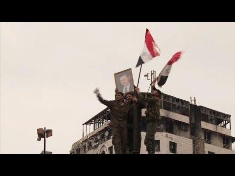 Syrie: les rebelles quittent Homs, un succès pour le régime