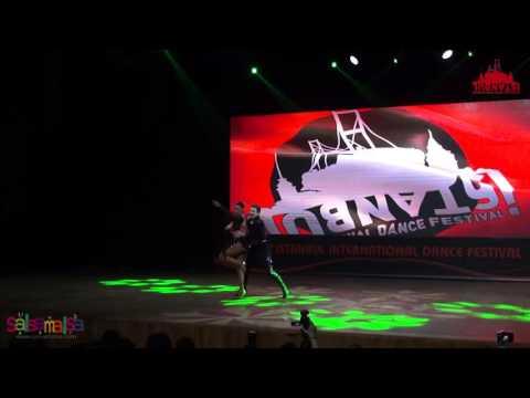 Hazal & Yiğit Dance Performance | IIDF 2016