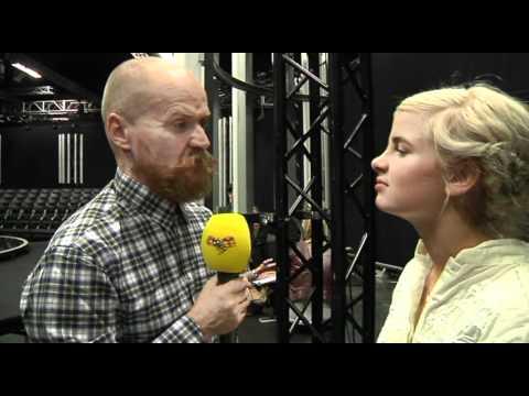 Alexander Bards Hyllningar Av Idol-amanda video