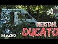 Alarmanlage Wohnmobil: Fiat Ducato Diebstahl