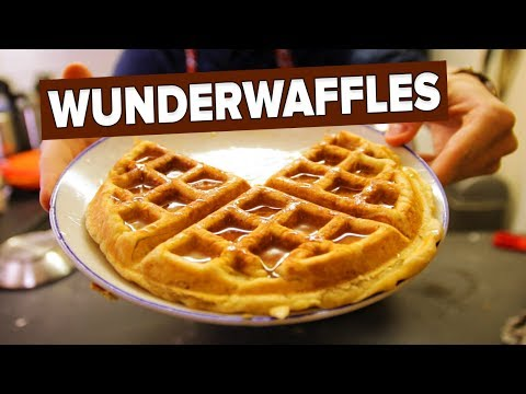 THE MOST IMPORTANT VIDEO ON MY CHANNEL. WUNDERWAFFLES & MERCH.