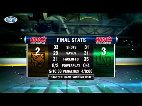 UND Hockey NCHC Quartfinals vs. Colorado College Game 2 Post Game Wrap