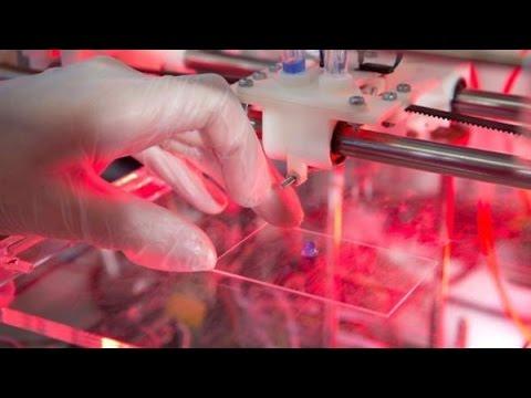 3D Printing Organs Breakthrough in China