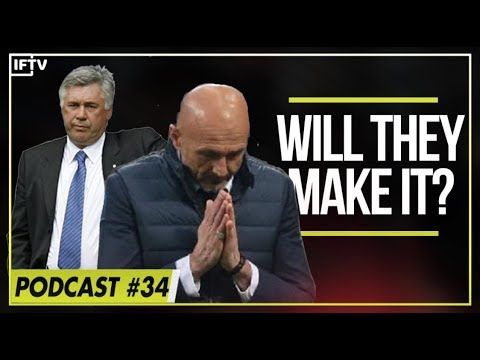 WILL INTER & NAPOLI PROGRESS IN THE UCL?  Podcast 43
