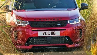 2020 DISCOVERY SPORT – Features, Design, Off-Road