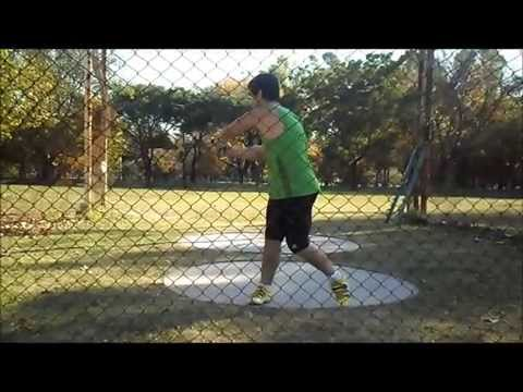 hammmer throw training