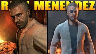 The Full Story of Raul Menendez (Black Ops Story)