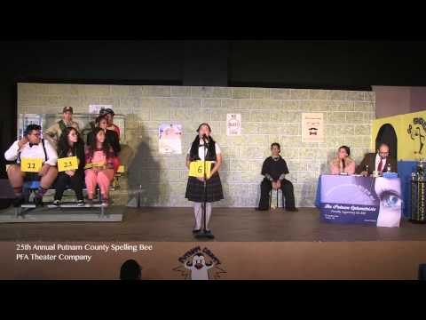 PFA 25th Annual Putnam County Spelling Bee