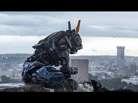 Робот по имени Чаппи - Трейлер (дублированный) 1080p
