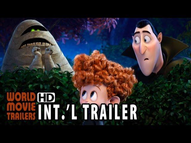 Hotel Transylvania 2 Official International Trailer (2015) HD