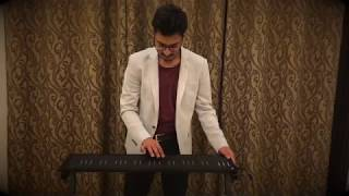 Roli Seaboard Rise 49 cover of Tu Tu Hai Wahi by Sharad Agarwal
