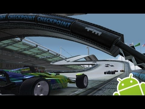 [REVIEW] TrackRacing - El mejor juego de carreras para Android y iPhone