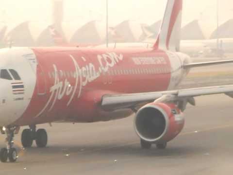 2011 Airport : Bangkok Thailand—San Francisco–Fresno, USA