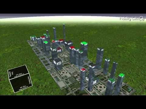 Fidelity Labs: StockCity for Oculus Rift