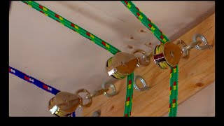 HOW TO: Create a Garage Pulley Storage System