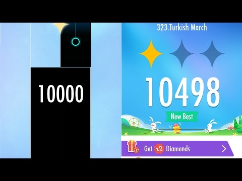 Piano Tiles 2 - 10k HUGE NOTE!!! (APK DOWNLOAD IN DESCRIPTION)