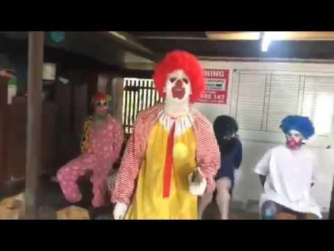 Ronalds clown purge extermination Live Clip 1 Rack.mp3