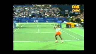serena williams v iroda tulyaganova Hopman Cup highlights