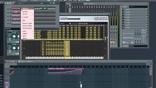 Alexandra Stan - Mr Saxobeat FL studio tutorial - remake
