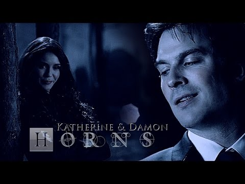 ►Damon & Katherine • Horns
