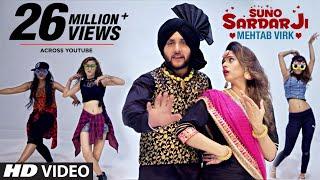 Download SUNO SARDAR JI by Mehtab Virk Ft. Oshin Brar | Jatt Kamla | Punjabi Video Song 2017 3Gp Mp4