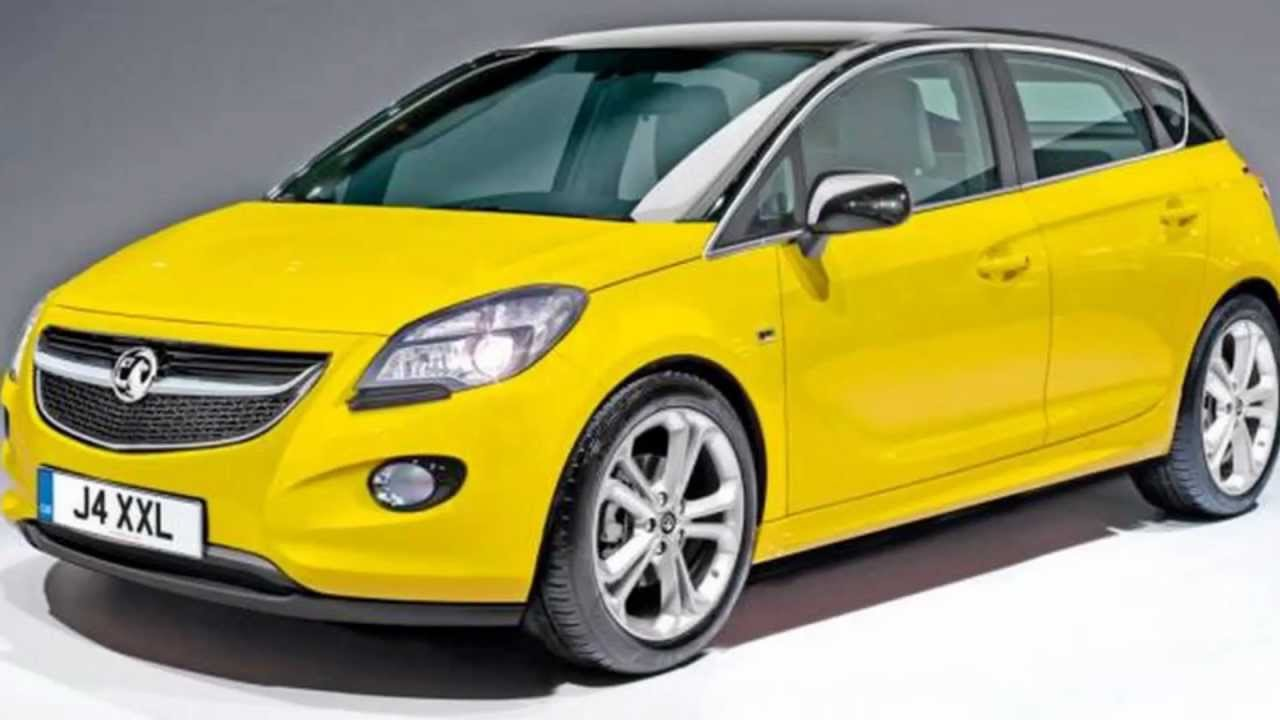 pr via novo vauxhall opel corsa 2014 by poblete youtube. Black Bedroom Furniture Sets. Home Design Ideas