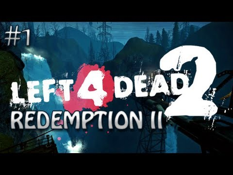 Left 4 Dead 2: Redemption II Part 1 - Gravitational Mystery - Smashpipe Games Video