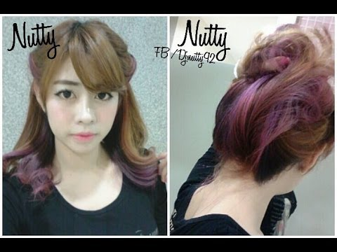 how to ombre hair  By nutty