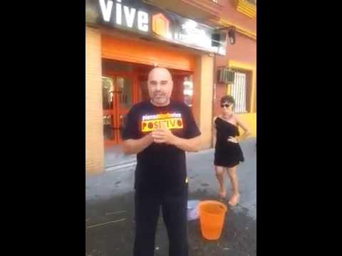 FERNANDO GARCIA GRUPO VIVE A FAVOR DE LA LUCHA CONTRA ELA