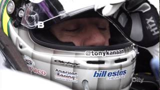 Indy 500 Pre-Race - Tony Kanaan's medallion