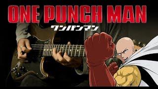Download Lagu ONE PUNCH MAN OP -THE HERO !! (Guitar INSTRUMENTAL)/ワンパンマン OP (ギター弾いてみた) Gratis STAFABAND
