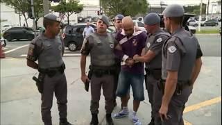 Homem que assassinou mulher de policial é preso em SP