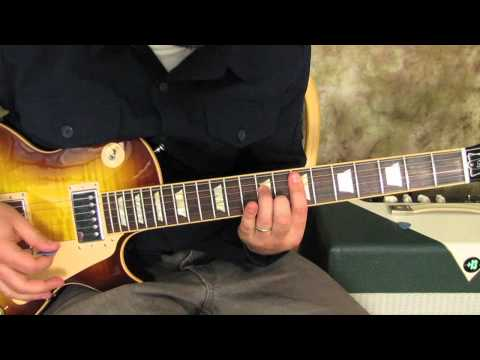 Rock - Blues - Funk - Jazz - Guitar Lessons - Rhythm Guitar Lesson - Groove