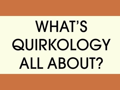 Quirkology Trailer